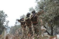 Afrin'den acı haber; 1 askerimiz şehit oldu