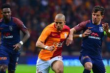 Medipol Başakşehir'in konuğu Galatasaray
