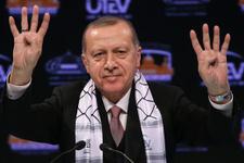 Cumhurbaşkanı Erdoğan'dan Kudüs açıklaması 'Kırmızı çizgimiz'