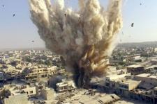 ABD Deyrizor'da yine cami vurdu bu kaçıncı?