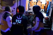 Operasyona giden askerler kaza geçirdi 10 asker yaralı