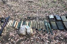 Şırnak'ta PKK'lı teröristlere ait 23 barınak bulundu