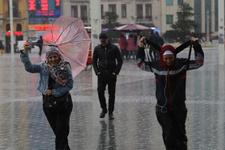 Meteorolojiden İstanbul'a acil 'kar' uyarısı Bodrum'da kırmızı alarm