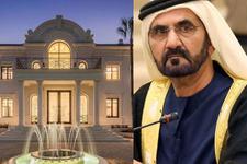Dubai Emiri Gebze'de malikane inşa etti her yeri altın kaplattı