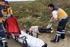 Hastane otoparkında dehşet! Boşandığı eşini 19 bıçakla katletti