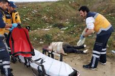Hastane otoparkında dehşet! Eşini 19 yerinden bıçaklayıp öldürdü