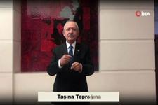 Kılıçdaroğlu ve ünlülerden işaret diliyle 'Memleketim' şarkısı