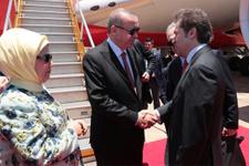 Cumhurbaşkanı Erdoğan'dan Paraguay'a ziyaret