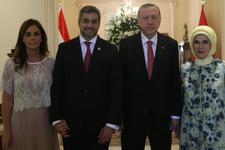 Erdoğan-Benitez'den ortak basın bildirisi