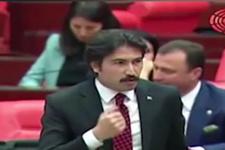 AK Partili vekilin Fransızca konuşması meclise damga vurdu!