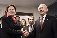 CHP üç ili İYİ Parti'ye bıraktı işte o şehirler ve en son ittifak kulisleri
