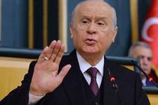 MHP lideri Bahçeli Şener'in konuşmasını değerlendirdi