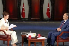 Mehmet Özhaseki, Gökçek'in attığı tweetleri silmesiyle ilgili konuştu