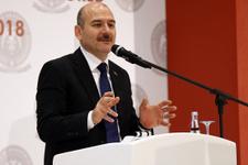 Süleyman Soylu ülkesine dönen Suriyeli sayısını açıkladı