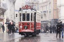 Meteoroloji İstanbul'da kar için tarih verip uyardı 2 gün sürecek...