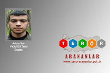 300 bin lira ödüllü terörist Şırnak'ta teslim oldu!