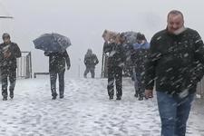 Meteoroloji uyardı! Soğuk ve yağışlı hava geliyor