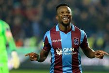 Trabzonspor'da Onazi'den kötü haber
