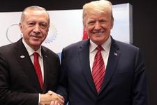 Trump: Erdoğan Suriye'de DAEŞ'ten kalanı yok edecek