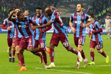 Trabzonspor, ligde 115 hafta sonra ilk 2'de