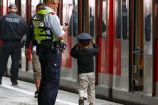 7 bin çocuk kayıp çoğu göçmen Almanya'dan endişelendiren rakam