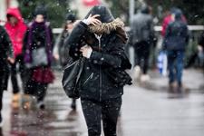 Ankara'da yoğun kar yağışı! Okullar tatil edildi