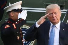 ABD Başkanı Trump sahte çürük raporuyla askerlikten yırtmış