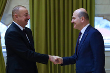 Bakan Soylu'dan kardeş ülke Azerbaycan'a 'Kederiniz kederimizdir'