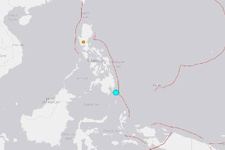 Filipinler 6.9'la sallandı tsunami uyarısı yapıldı
