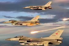 TSK'dan PKK kamplarına hava harekatı