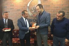CHP'li aday Ülkü Ocaklarını ziyaret etti olay açıklamalar