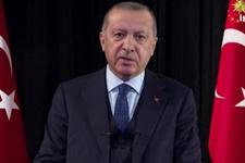 Cumhurbaşkanı Recep Tayyip Erdoğan'dan 'Yeni Yıl' mesajı