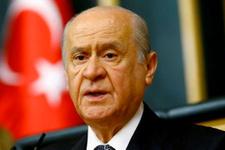 MHP Lideri Devlet Bahçeli  'Çözüm süreci yok Kandile gidin'