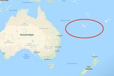 Avustralya'nın doğunda 7.5 büyüklüğünde deprem