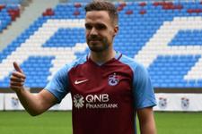 Trabzonsporlu yıldız Filip Novak'tan kemençe itirafı