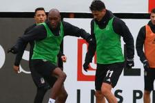 Beşiktaş'a Adriano'dan sevindirici haber