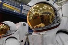 Astronot ekibi 'Uluslararası Uzay İstasyonu'na ulaştı