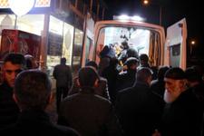 Bingöl Üniversitesi'ni yasan boğan ölüm rektör olay yerine koştu