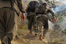 PKK'nın deposu patlatıldı
