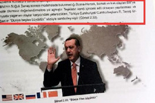 Erdoğan'ın 'Dünya 5'ten büyüktür' sözü tarih kitabında