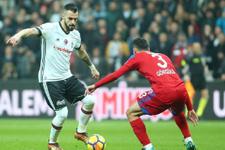 Beşiktaş-Karabükspor maçı golleri ve geniş özeti