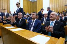 CHP yeni YDK görev dağılımı Bayraktutan başkan seçildi
