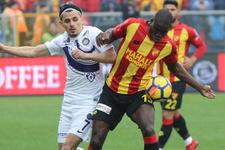 Göztepe Osmanlıspor maçı sonucu ve golleri