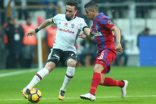 Beşiktaş-Karabükspor maçı fotoğrafları