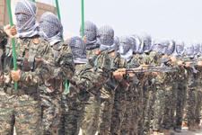 Sakallarını kesip Afrin'e gittiler! PYD serbest bırakmıştı...