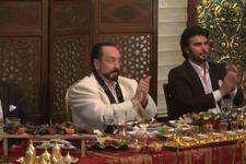 Afrin'den şehit haberleri gelirken Adnan Oktar'dan skandal sıra gecesi