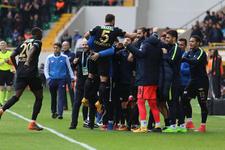 Akhisarspor - Bursaspor maçı sonucu ve özeti