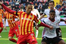 Kayserispor Demir Grup Sivasspor golleri ve özeti