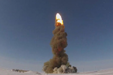 Rusya'dan uydu vuracak füze kalkanı