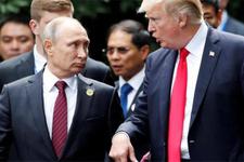 Vladimir Putin, Donald Trump ile görüştü!